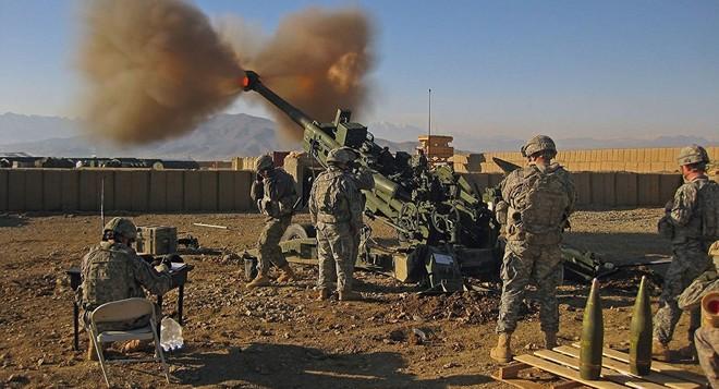 """Quân đội Mỹ có thể sử dụng siêu vũ khí """"Supergun"""" ở Biển Đông"""