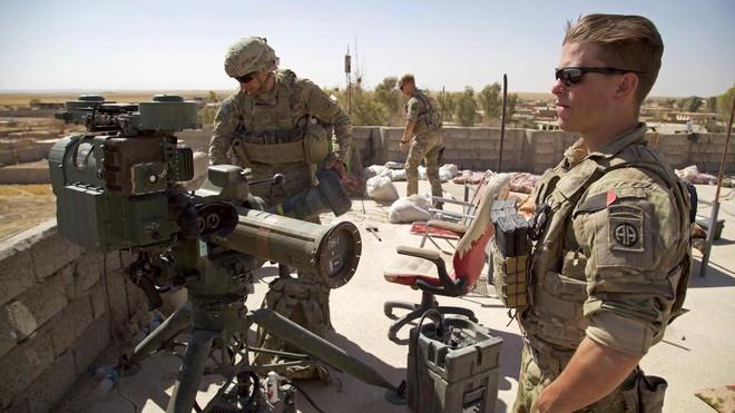 Lính Mỹ tử vong trong quá trình huấn luyện nhiều hơn trong chiến trận