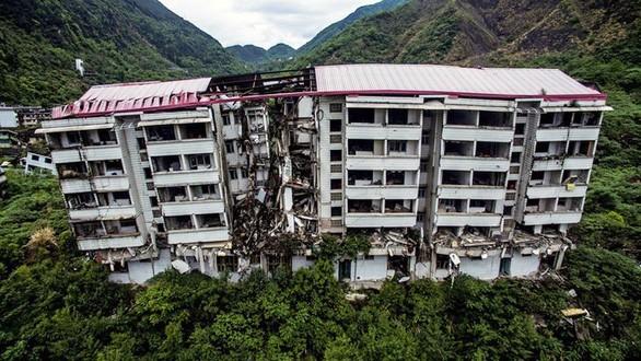 Cơ quan Động đất Trung Quốc cho biết còn có một số dư chấn của trận động đất này.