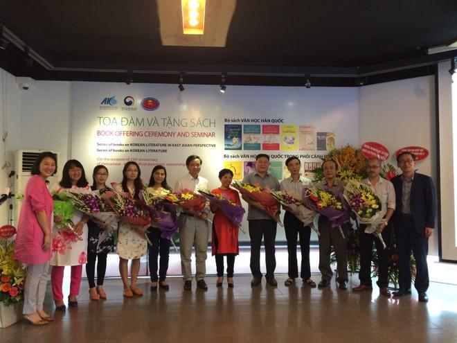 Văn học Hàn Quốc đến gần hơn với độc giả Việt ảnh 1