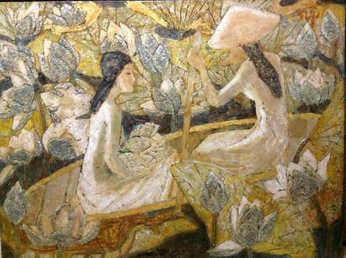 Triển lãm tranh lớn nhất được tổ chức tại Bảo tàng Hà Nội ảnh 2