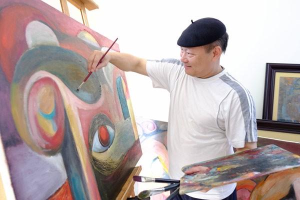 Triển lãm tranh lớn nhất được tổ chức tại Bảo tàng Hà Nội ảnh 1