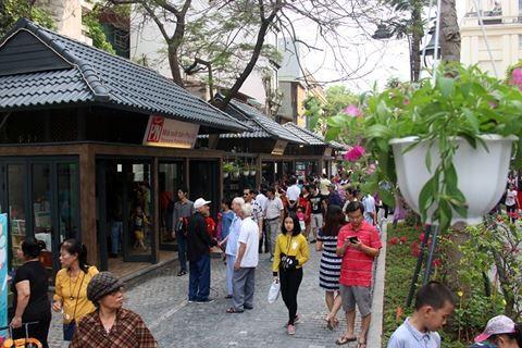 Các hoạt động dịp cuối năm tại phố sách Hà Nội hứa hẹn thu hút độc giả