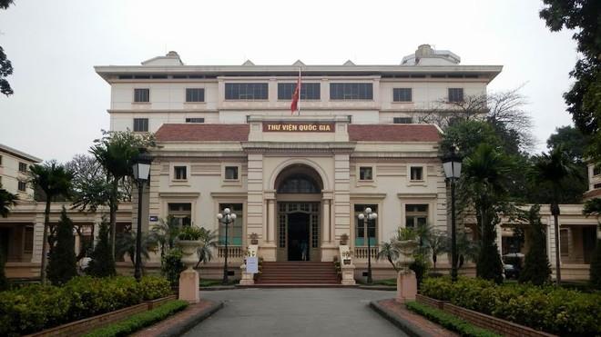Triển lãm kỷ niệm 100 năm thành lập Thư viện Quốc gia Việt Nam ảnh 1