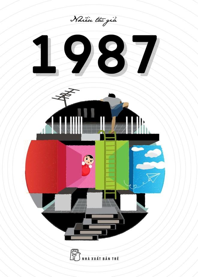"""Cuốn sách """"1987"""" đã đạt được thành công vang dội với số lượng 8.000 bản qua ba lần in trong vòng một tháng"""