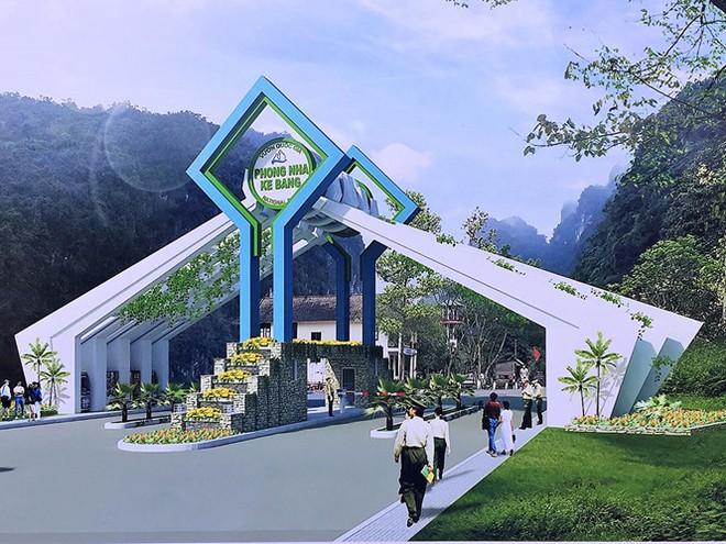 Phản ứng của kiến trúc sư trước thiết kế cổng vào Vườn Quốc gia Phong Nha – Kẻ Bàng ảnh 1