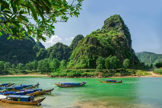 Vườn Quốc gia Phong Nha - Kẻ Bàng hấp dẫn du khách bởi vẻ đẹp hoang sơ