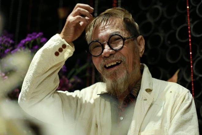 Nhà thơ Phan Vũ (ảnh: Việt Cường)
