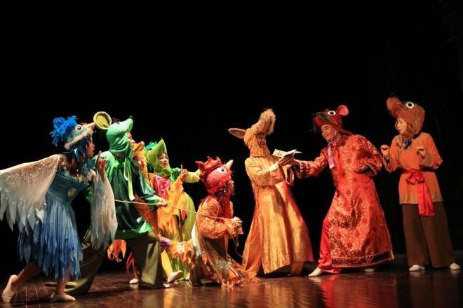 Những tác phẩm sân khấu đặc sắc hứa hẹn thu hút đông đảo công chúng Thủ đô trong dịp nghỉ lễ