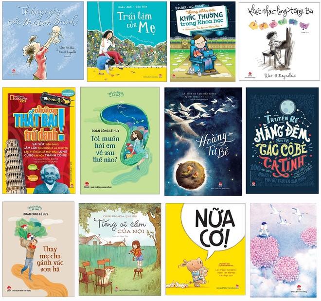 Nhiều cuốn sách mới sẽ được NXB Kim Đồng giới thiệu trong dịp Quốc tế thiếu nhi 1-6