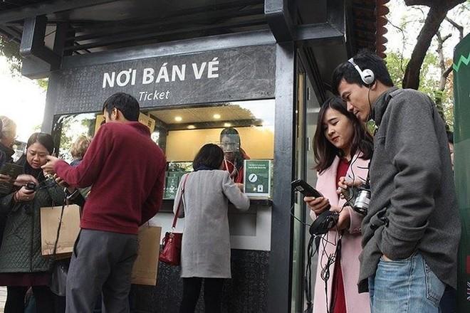 Tại Hà Nội, ứng công nghệ vào phục vụ du khách không còn là điều quá mới