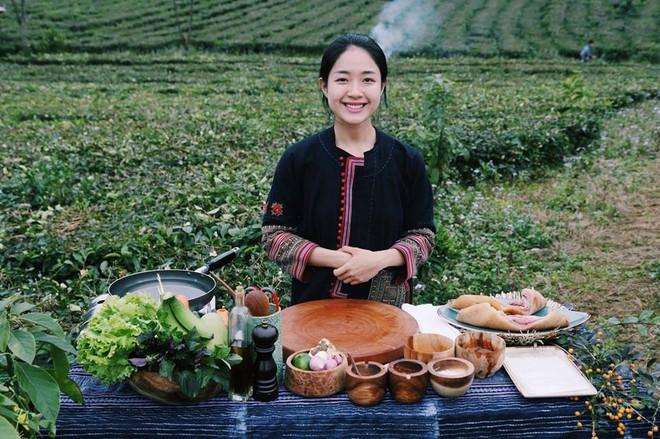 """Cô gái Việt """"gây sốt"""" với những video giới thiệu văn hóa ẩm thực đẹp như phim điện ảnh ảnh 1"""