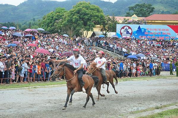 """Festival """"Cao nguyên trắng"""" Bắc Hà 2019"""