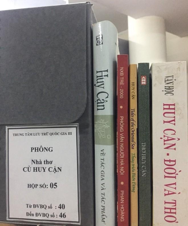 Nguồn tài liệu quý giá về cuộc đời và sự nghiệp nhà thơ Huy Cận ảnh 5