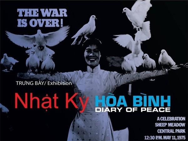 """Triển lãm """"Nhật ký hòa bình"""": Câu chuyện về chiến tranh Việt Nam từ những người lính Mỹ"""