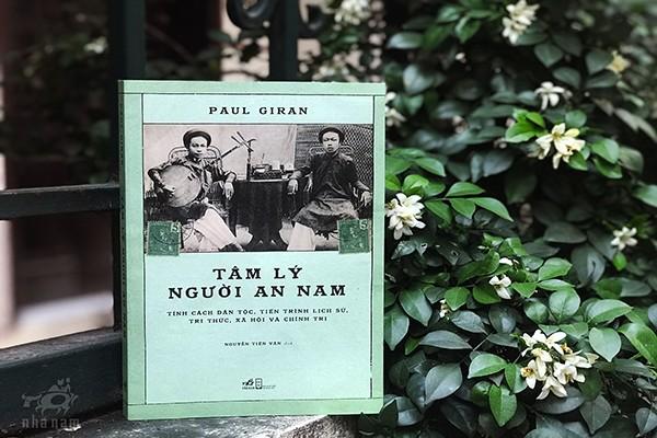Tâm lý dân tộc An Nam được Paul Giran viết khi vừa tốt nghiệp Trường Thuộc địa và nhận nhiệm sở tại Đông Dương.