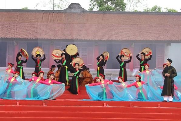 Liên hoan được tổ chức tại Trung tâm Văn hóa - Điện ảnh tỉnh Bắc Giang