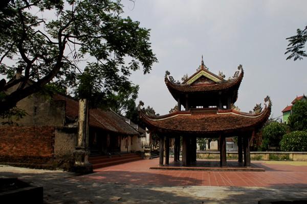 Đình Trần Đăng lưu giữ nhiều giá trị văn hóa vật thể và phi vật thể