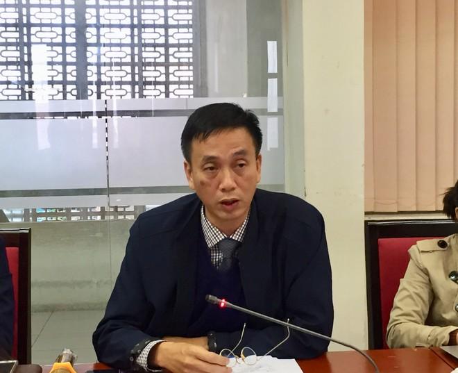 Ông Phạm Văn Đức, Phó Tổng giám đốc Công ty TNHH MTV Môi trường đô thị Hà Nội (Urenco)