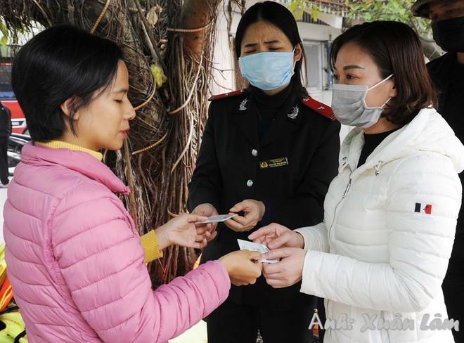 Ban Tổ chức tiến hành kiểm tra công tác phòng, chống dịch bệnh tại các điểm tham quan