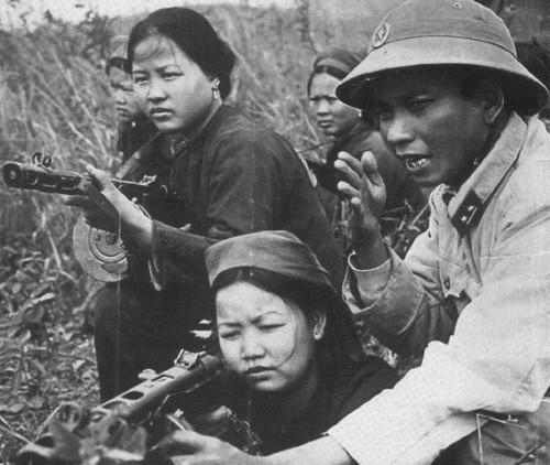 Quân và dân các tỉnh miền núi phía Bắc là những người đầu tiên cầm súng khi quân Trung Quốc xâm lược