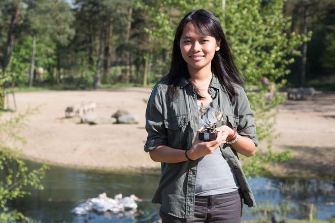 """Hành trình kiên trì """"cảm ơn thiên nhiên"""" của nhà bảo tồn động vật hoang dã 9X"""