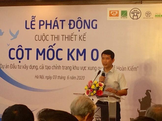 Ths.KTS Phạm Tuấn Long, Phó Chủ tịch UBND quận Hoàn Kiếm