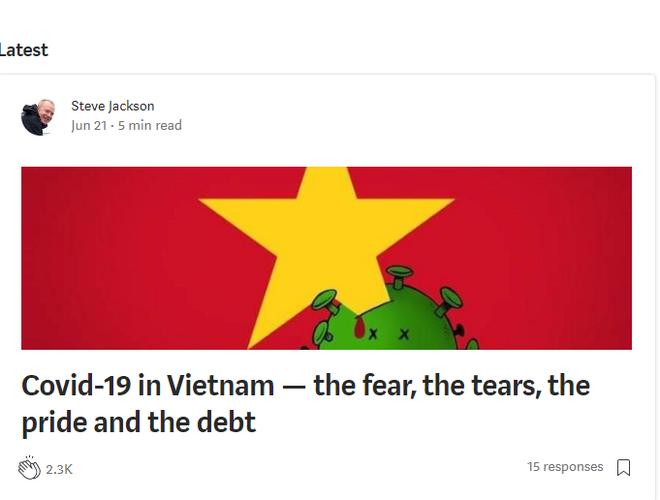 Công dân Anh sống tại Hà Nội trong dịch Covid - 19: Tôi nợ ân tình Việt Nam!