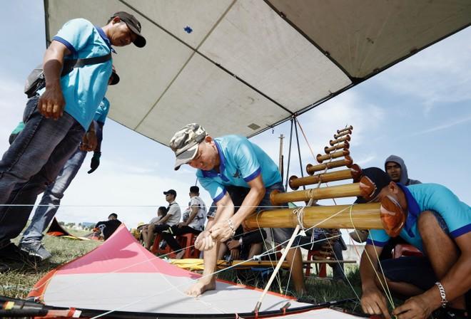 Liên hoan Diều Việt Nam toàn quốc lần thứ 1 thu hút hơn 60 CLB