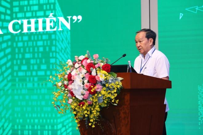 KTS Nguyễn Tấn Vạn, Chủ tịch Hội Kiến trúc sư Việt Nam mong muốn các thiết kế bệnh viện cần sáng tạo và hiện đại hơn