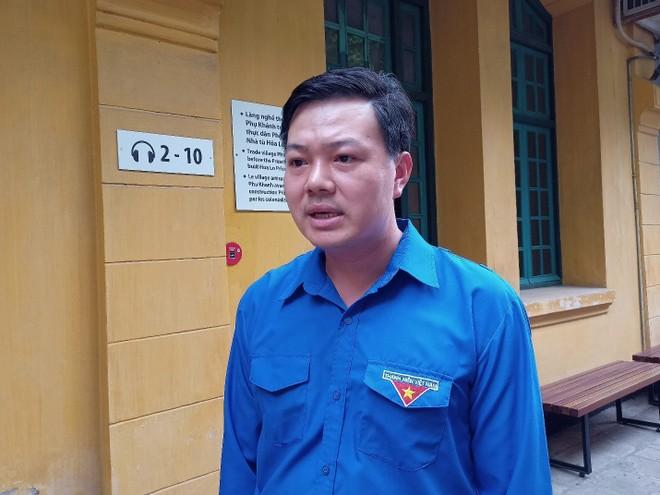 Anh Nguyễn Đức Thường – Đảng viên, Bí thư Đoàn Thanh niên Cộng sản Hồ Chí Minh thuộc Tòa án nhân dân tối cao
