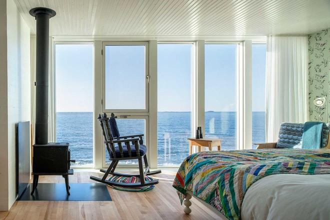 Khách sạn Fogo Island Inn ở Canada