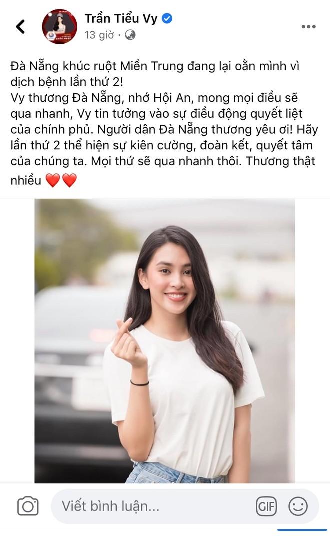 Nghệ sĩ Việt đồng lòng kêu gọi sát cánh cùng Đà Nẵng