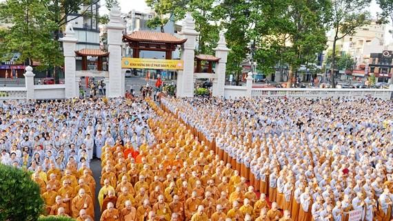 Giáo hội Phật giáo Việt Nam yêu cầu tạm dừng lễ hội, các khóa lễ, tu