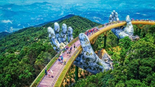 """Đà Nẵng được mệnh danh là """"Thành phố đáng sống"""" của Việt Nam (Ảnh: Vntrip)"""