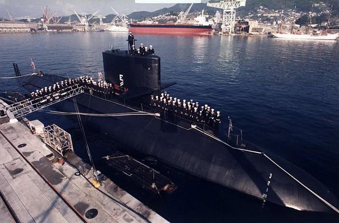 """Sự thực về việc """"Mỹ không biết đóng tàu ngầm diesel-điện"""" ảnh 1"""