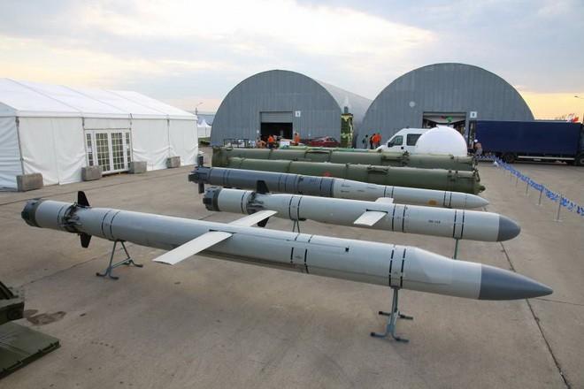 Tầm bắn hiệu quả của tên lửa Kalibr chưa được... 1/10 cự ly tối đa ảnh 1