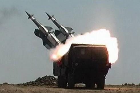 """Phòng không Syria """"muối mặt"""" sau tuyên bố bắn rơi 9 tên lửa hiện đại của Israel ảnh 15"""