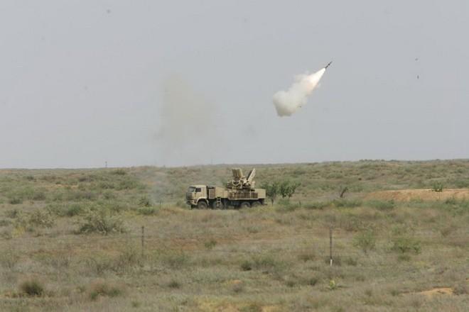 """Phòng không Syria """"muối mặt"""" sau tuyên bố bắn rơi 9 tên lửa hiện đại của Israel ảnh 6"""