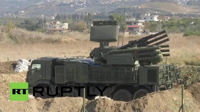 """Phòng không Syria """"muối mặt"""" sau tuyên bố bắn rơi 9 tên lửa hiện đại của Israel ảnh 7"""