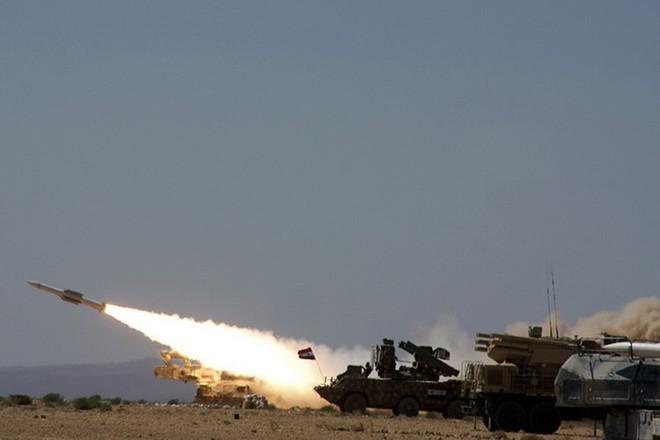 """Phòng không Syria """"muối mặt"""" sau tuyên bố bắn rơi 9 tên lửa hiện đại của Israel ảnh 8"""