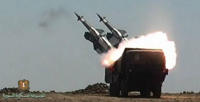 """Phòng không Syria """"muối mặt"""" sau tuyên bố bắn rơi 9 tên lửa hiện đại của Israel ảnh 14"""