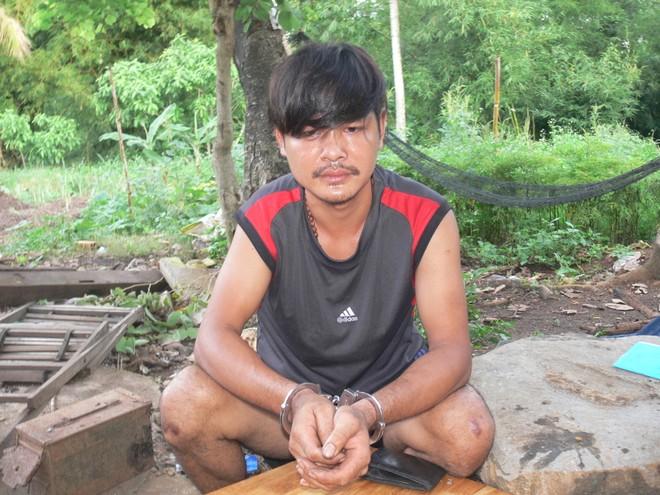 Đối tượng Nguyễn Thành Đạt
