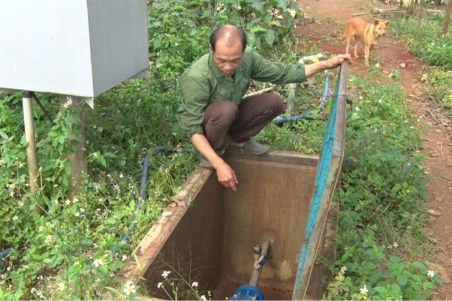 Công trình cấp nước lâu không hoạt động
