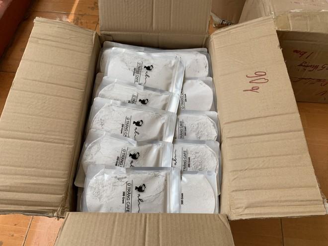 2.000 gói thuốc ủ trắng không rõ nguồn gốc bị phát hiện
