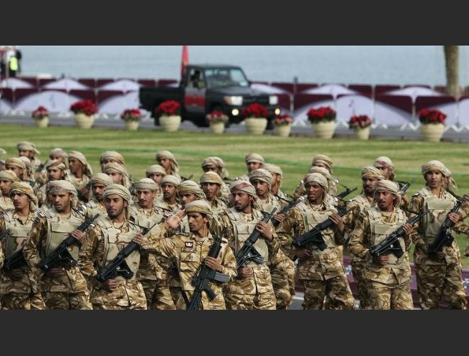 Qatar triển khai 1.000 binh sĩ, 200 xe bọc thép và 30 trực thăng Apache đến Yemen ảnh 1