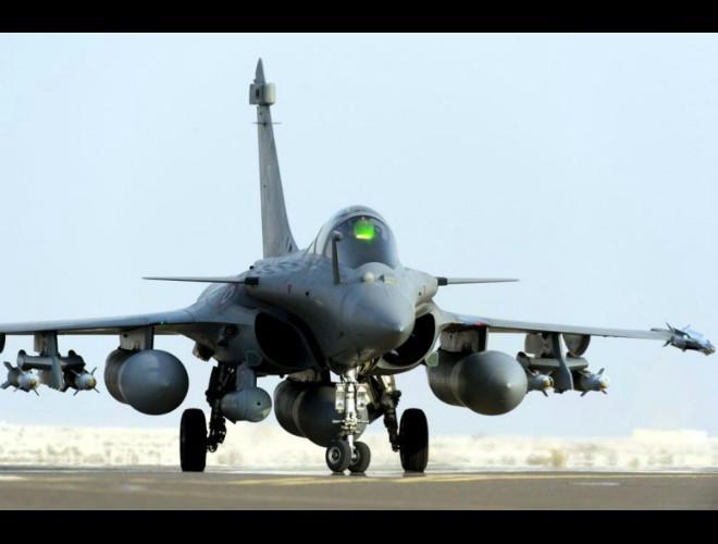 Pháp tăng cường sử dụng Rafale tấn công IS trong lãnh thổ Syria ảnh 1