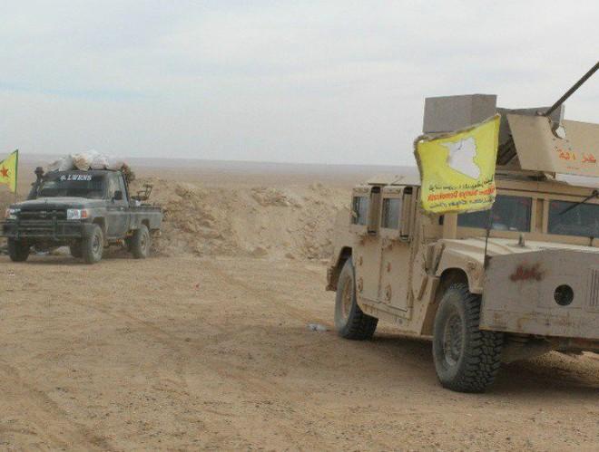 Lực lượng dân chủ Syria đang giữ 600 kẻ khủng bố bên trong lãnh thổ Syria ảnh 1