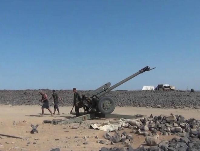 Thánh chiến hứng chịu 'bão lửa' của pháo kích SAA miền nam tỉnh Idlib, Syria ảnh 1