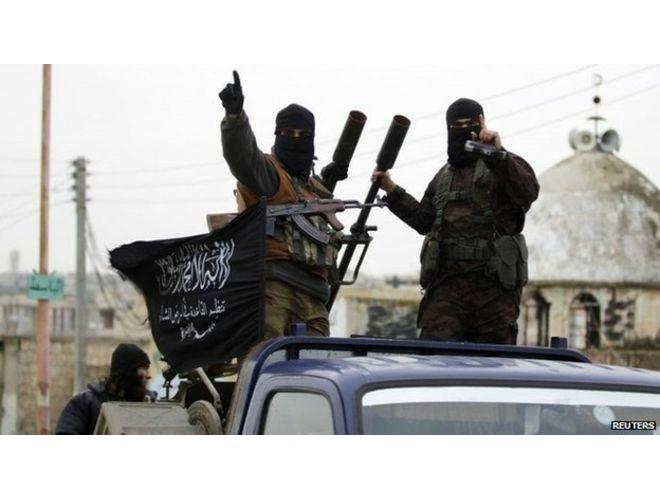 """HTS """"giành địa bàn"""" với IS phía tây tỉnh Idlib, 2 tay súng IS bỏ mạng ảnh 1"""